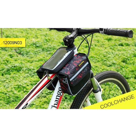Tas Sepeda Coolchange coolchange tas sepeda saddle bag smartphone 5 inch