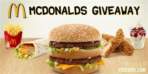 Mcdonalds Giveaway - mcdonalds giveaway life with kathy