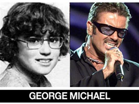 george michael crushes then and now pinterest george michael then and now pinterest michael o