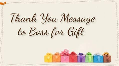 message  boss  gift