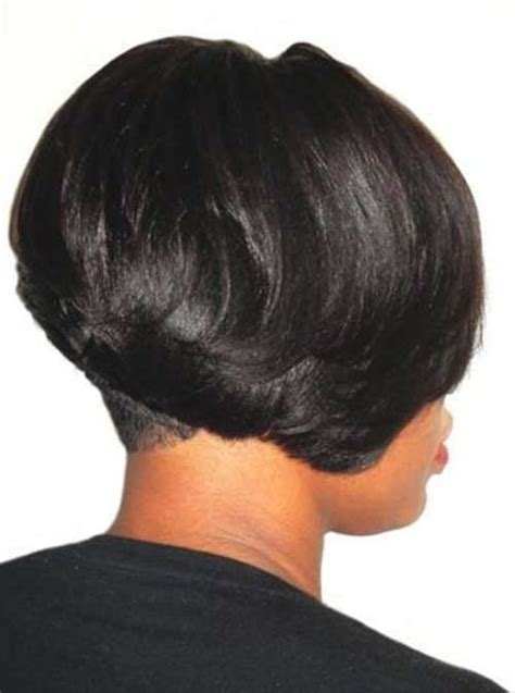 layered bob hairstyle black women hair black girl bob hairstyles 2014 2015 short hairstyles