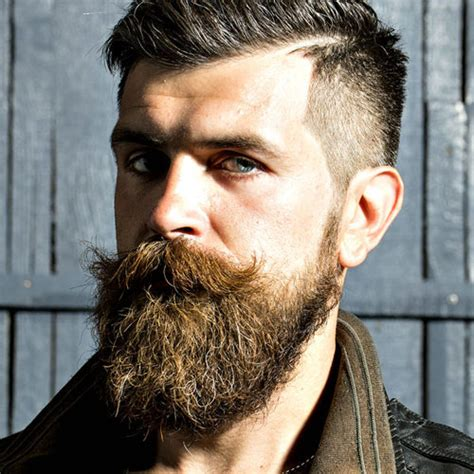 men s look with a long beard for my groom pinterest cool beard styles 2018