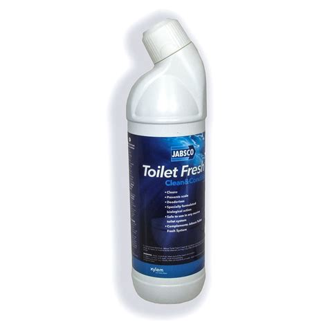 jabsco toilet cleaning jabsco toilet fresh clean and condition toilet cleaner 1