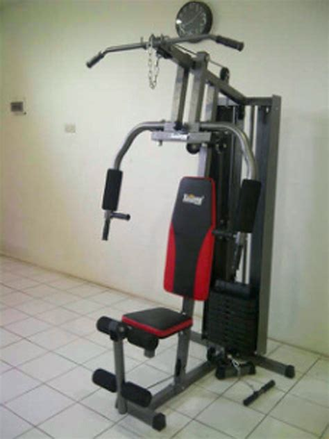 Alat Multi Station Home Hg 001 2 Sisi Pro Total Fitness home 1 sisi bfs hg 08