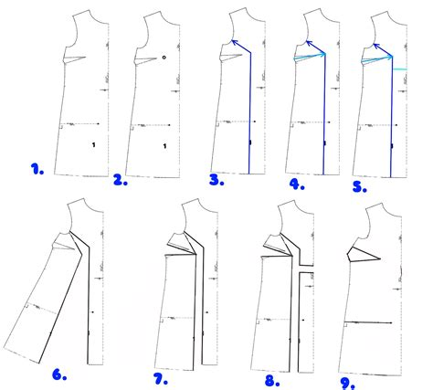 pattern making online enlarge bodice sewing pattern my sewing patterns