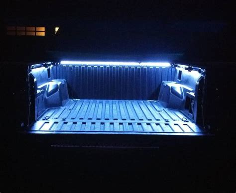 Led Bed Lights by Fs Waterproof Bed Rail Led Lights Tacoma World Forums