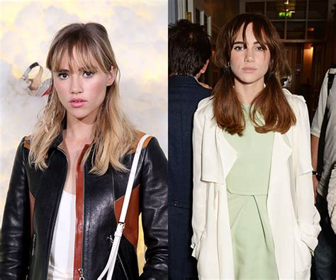 Getting To Suki by Suki Waterhouse Joins The Side Get Look