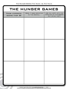 printable hunger games district quiz free the hunger games novel movie character comparison