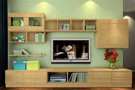 tv cabinet design for indoor american pastoral style
