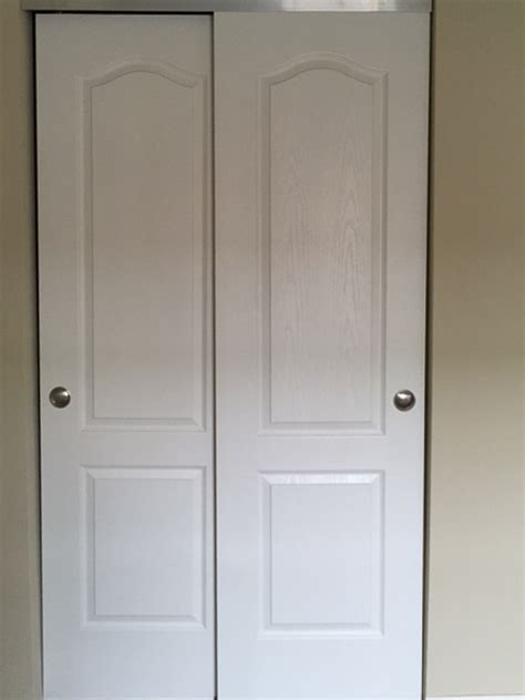 Bi Pass Closet Doors Upgrades Options Factory Expo Home Centers