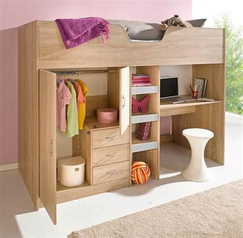 high sleeper cabin bed with colour options ideal kids
