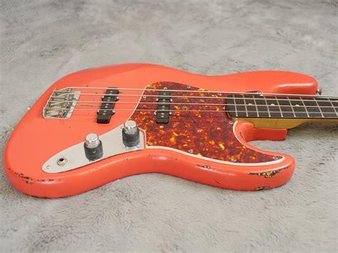 Fender Jazz Bass Knobs by 1961 Fender Jazz Bass Stack Knob Hsc Sold