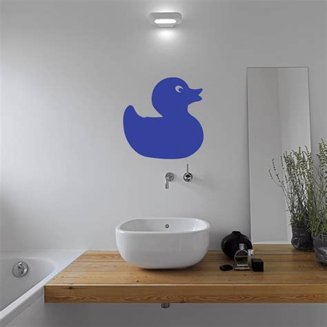 Rubber Duck Wall Stickers rubber duck wall sticker by mirrorin notonthehighstreet com