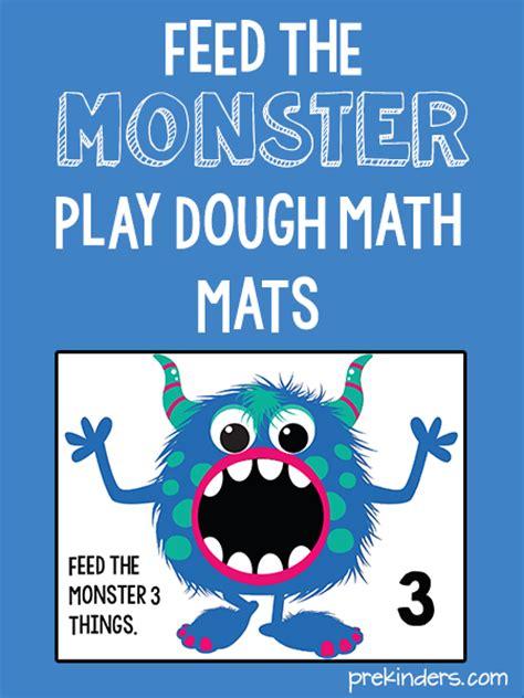 Playdough Math Mats by Play Dough Math Mats Prekinders