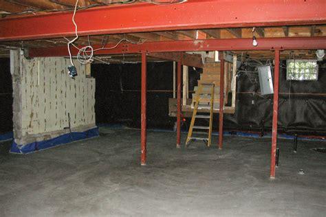lowering a basement floor jlc online basement