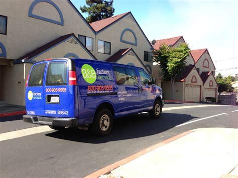 sears hires a e repairing sears customers home