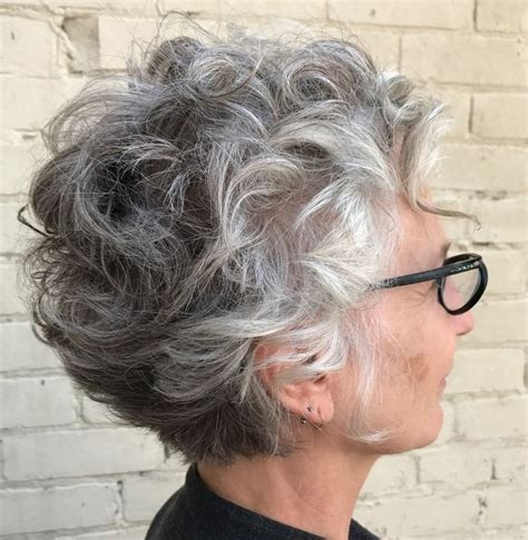 best haircuts for thick hair grey over fifty round face 600 best haircuts for thick and short curly hair images on