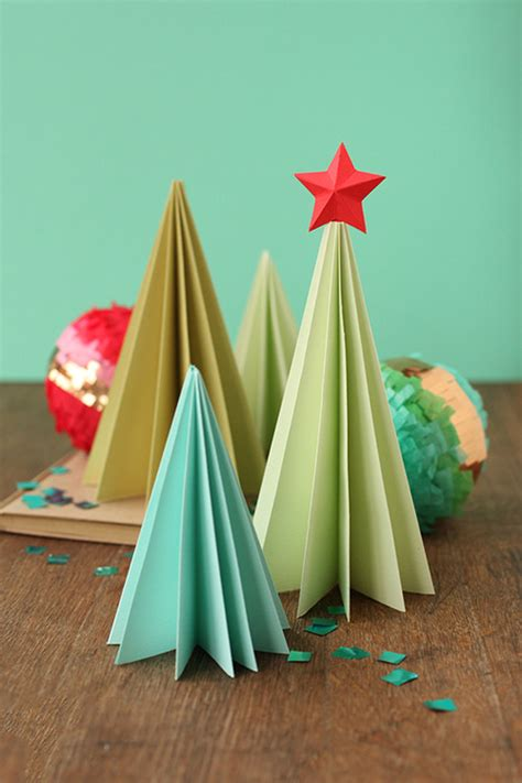 How To Make A Folded Paper Tree - origami paper trees pictures photos and images