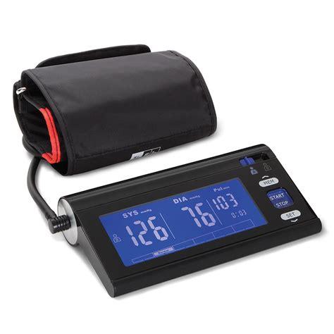 best blood pressure monitor the best cuff blood pressure monitor hammacher schlemmer