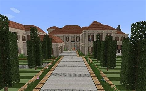 mediterranean mansion mediterranean mansion minecraft project