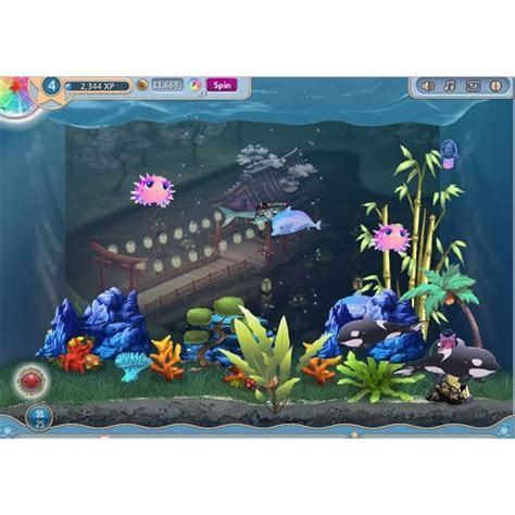 design your aquarium game free aqua zoo free browser game play for free now
