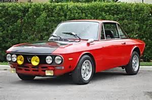 Fulvia Lancia Original Driver 1973 Lancia Fulvia 1 3s Montecarlo