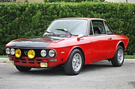 Lancia Fulvia Original Driver 1973 Lancia Fulvia 1 3s Montecarlo
