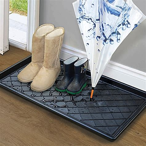 boot tray bed bath beyond