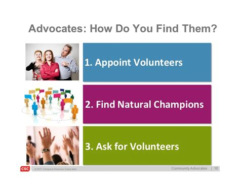 Do When You Search Them On Community Advocates Why You Need Them What They Do