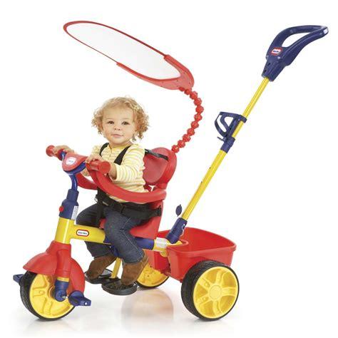 Sepeda Anak Tikes 4 In 1 Trike Primary 4 in 1 smart trike new tikes multi coloured ebay