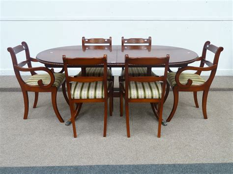Hicks Glass Top Dining Table Beresford Hicks Regency Style Reproduction Mahogany Extendi On Antique Reproduction Dining
