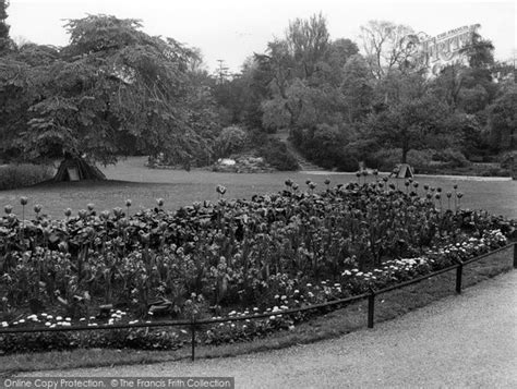 Finchley Gardens by Finchley The Gardens Avenue House Church End C 1955