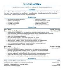12 amazing emergency services resume examples livecareer