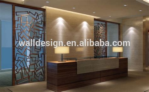 Wood Paneling For Walls laser cut mdf decorative screens for hotels decoration