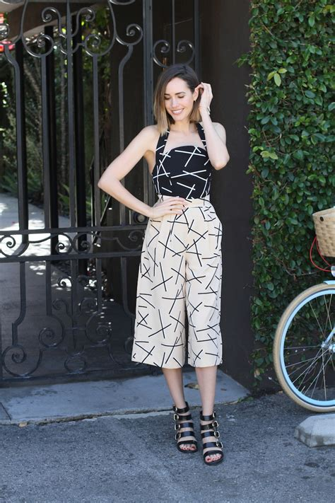 Cameo Cullote Light the ultimate cool staple culottes front roe by louise roe