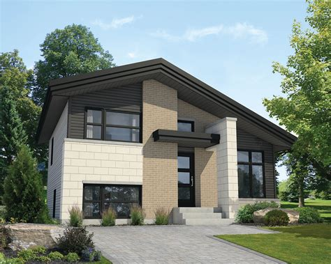 multi level house multi level contemporary house plan 80797pm 2nd floor
