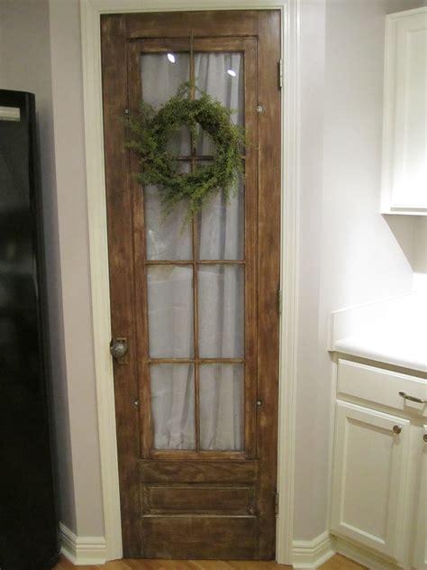 pantry door door pantry new house
