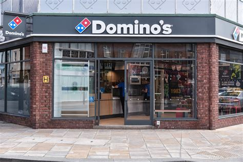 domino pizza living world domino s plans for more ambitious store growth following