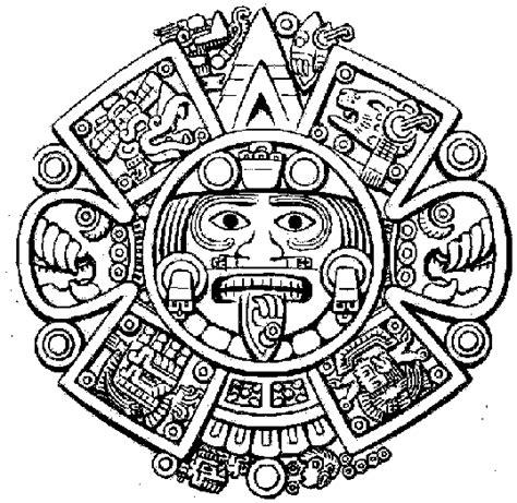 imagenes calendario azteca el calendario azteca simbolismo gn 243 stico