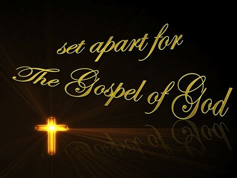 set appart the consecrated life