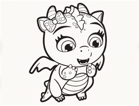 little charmers coloring pages nick jr little charmers para colorear pintar e imprimir
