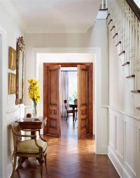 wood trim vs white trim 1000 ideas about stained wood trim on pinterest wood