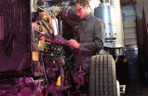 diesel truck mechanic certification chron