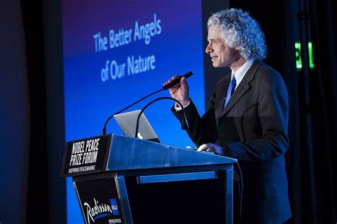steven pinker the better steven pinker the better of our nature why