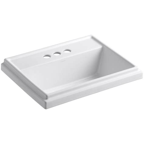 drop in bath sink porcelain drop in self sinks bathroom sinks
