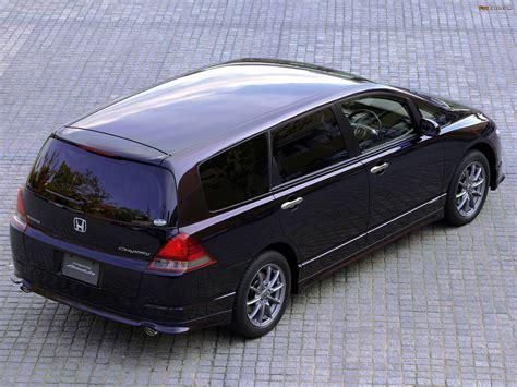 Honda Odyssey Absolute 2004 honda odyssey absolute rb1 2004 08 photos 1600x1200