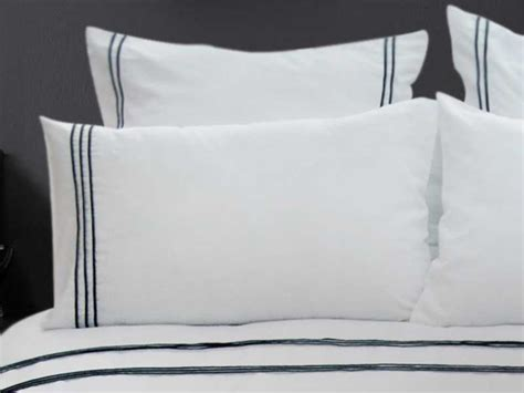 white bedding with black trim black trim white doona cover queen size quilt cover set