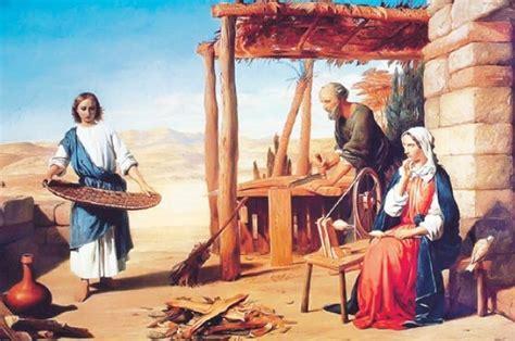 imagenes de la vida de jesus cuando era niño 191 qu 233 hizo jes 250 s durante su vida oculta info taringa