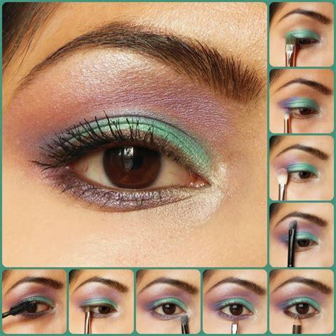 Harga Chanel Le Blanc Makeup Base purple and green eye makeup tutorial mugeek vidalondon