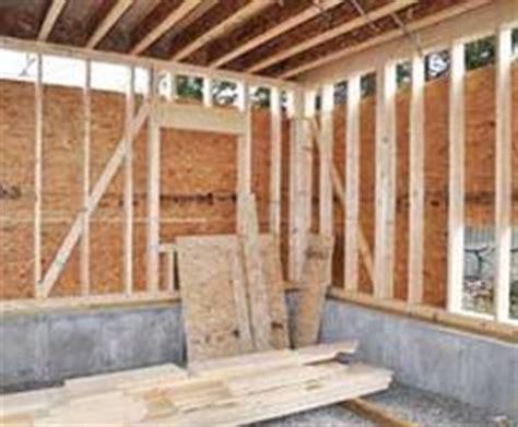 Garage Framing Basics by Hi Framing On Construction Studs And Dinosaurs